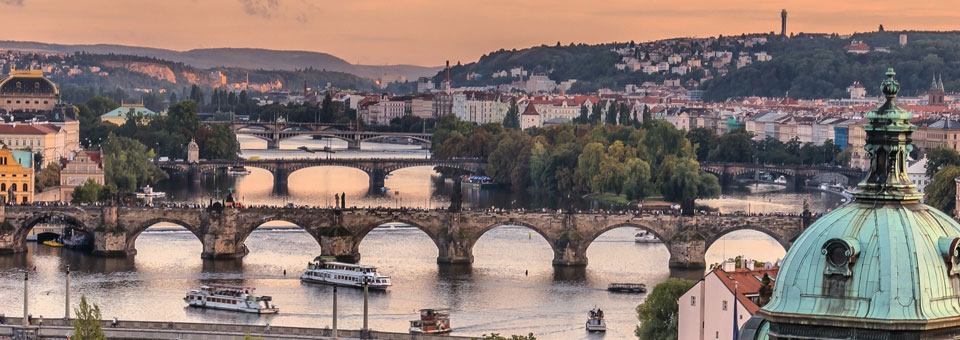 Bridges-in-Prague